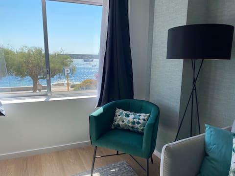Apartamento en primera línea del paseo marítimo