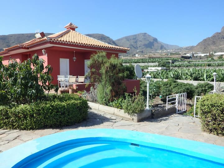 "Holiday Home ""Finca Llatinos"" with Mountain View, Pool, Wi-Fi, Garden & Terraces; Parking Available"