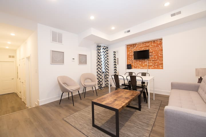 BRAND NEW 2BR 1BA  in the heart of Brewerytown