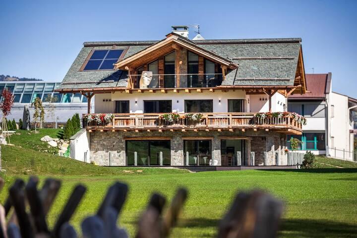 Chalet esclusivo sulle piste da sci - La Villa - Chalet