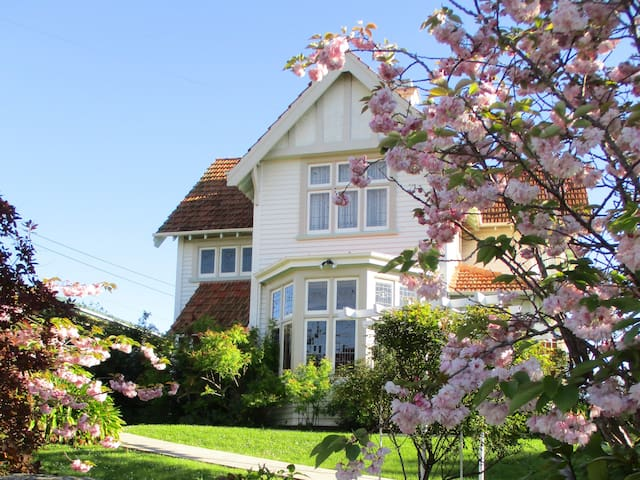 The Sanctuary Extends a Warm Welcome to You - Oamaru - Bed & Breakfast