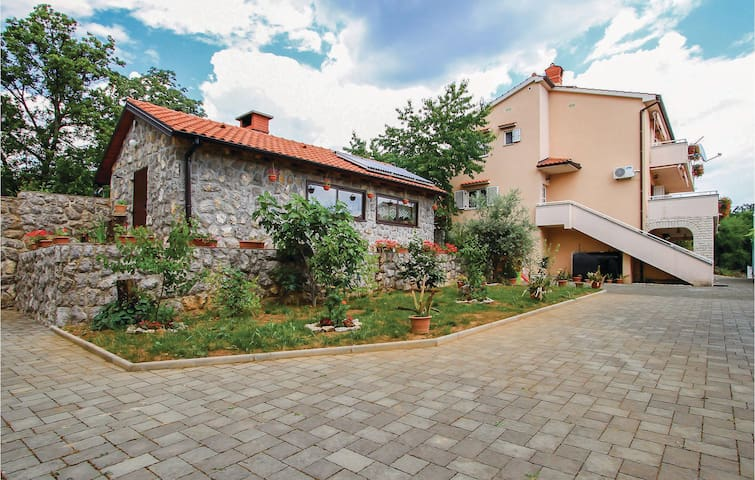 Holiday apartment with 4 bedrooms on 128 m² in Rijeka
