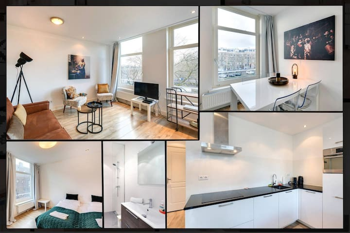 Luxurious | Apt NO.3 | CITY CENTRE | Canal view!