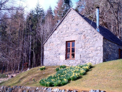 Loch Ness Bothy Romantic, peaceful, cosy.
