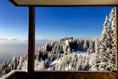 Mountain apartment with a stunning view! - Kanzelhöhe
