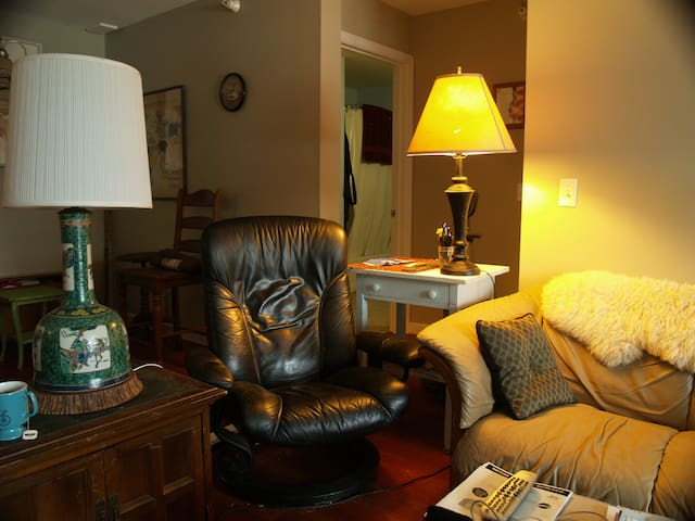 Classy Winooski Apartment
