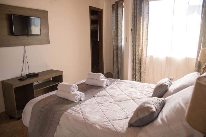 APART-HOTEL in the BEST AREA OF ASUNCION CITY !!