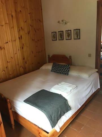 Camera doppia  (1 letto + 1 letto) - piano terra