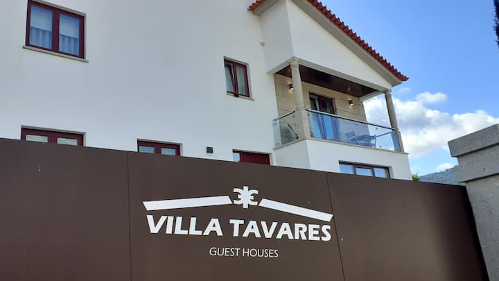 Villa Tavares guest houses