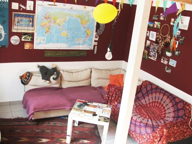 1-Zimmerwohnung im Belgischen Viertel - Köln - Byt