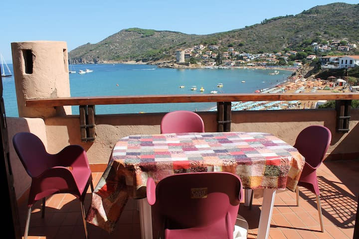 Apartment on the sea - Giglio Campese - Pis
