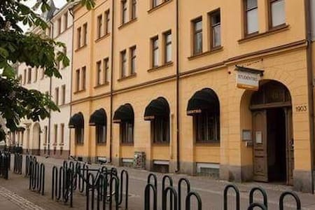 Korridorsrum/student lägenhet - Norrköping