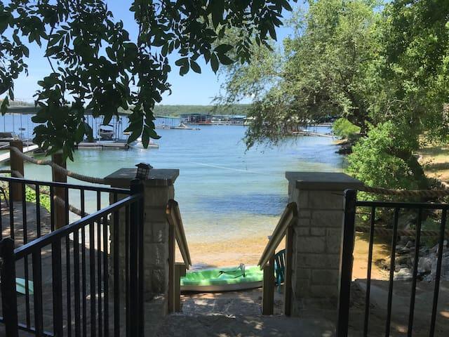 The Lake Shack on Lake Travis