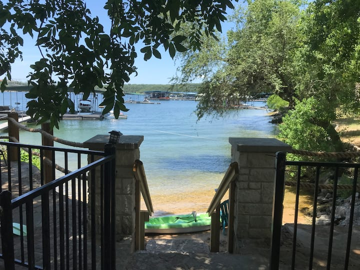 The Lake Shack on Lake Travis
