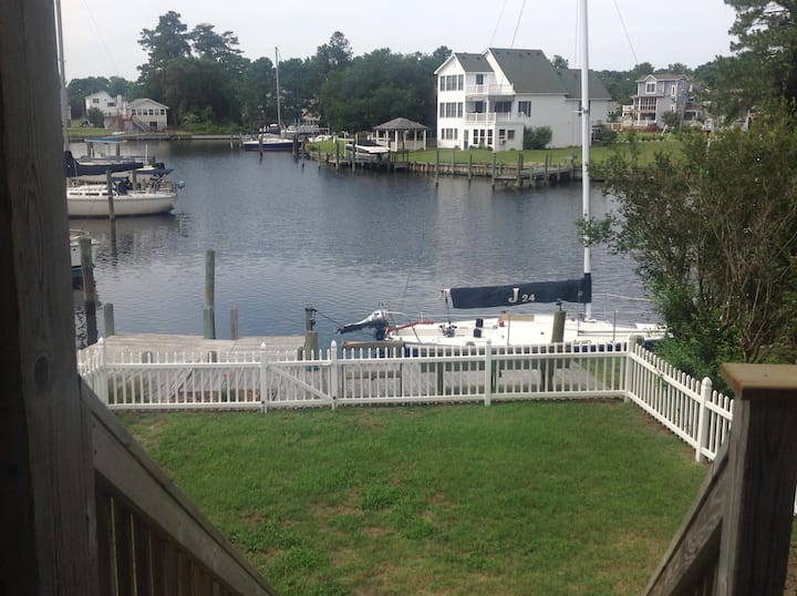 Easy living on the Outer Banks