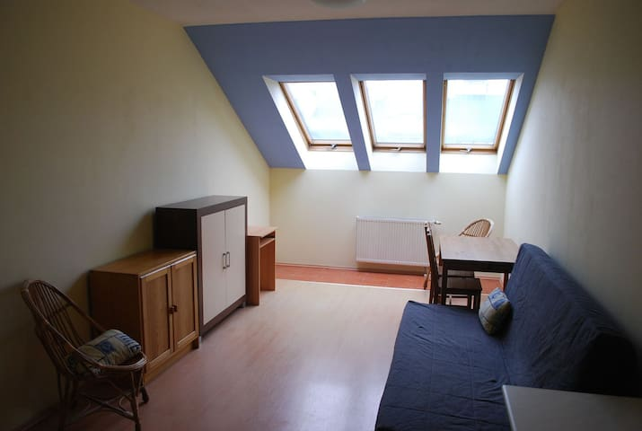 Attic appartment - Cracóvia - Apartamento