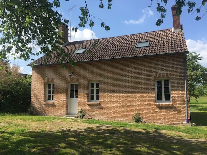 Maison de Sologne, proche Center Parcs