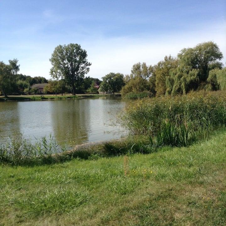 Carmen's Landhaus Nähe Bad Saarow Ruhe u.Erholung