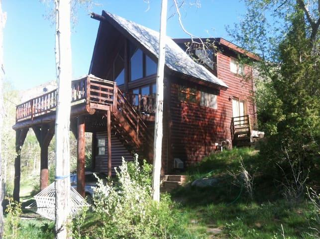 Classic Colorado cabin escape in Marble, Colorado