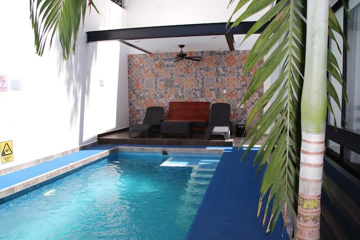 Casa Tulix modern 1 bed apt #2 BILLS INCLUDED