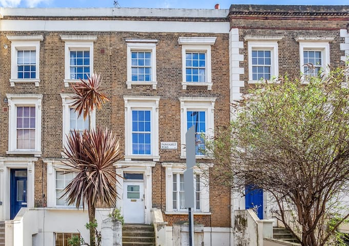 Entire 1 flat with easy access to London central - London - Apartment