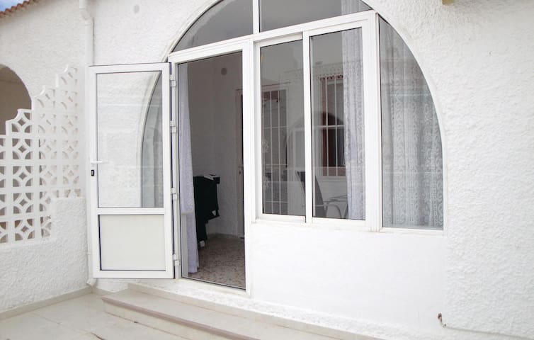 Terraced house with 1 bedroom on 33 m²