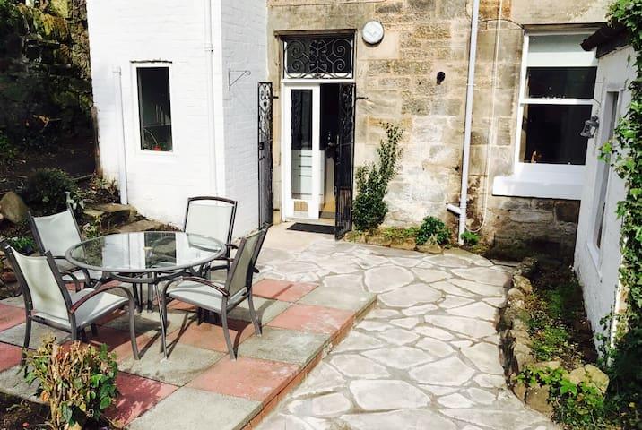 St. Andrews garden apartment