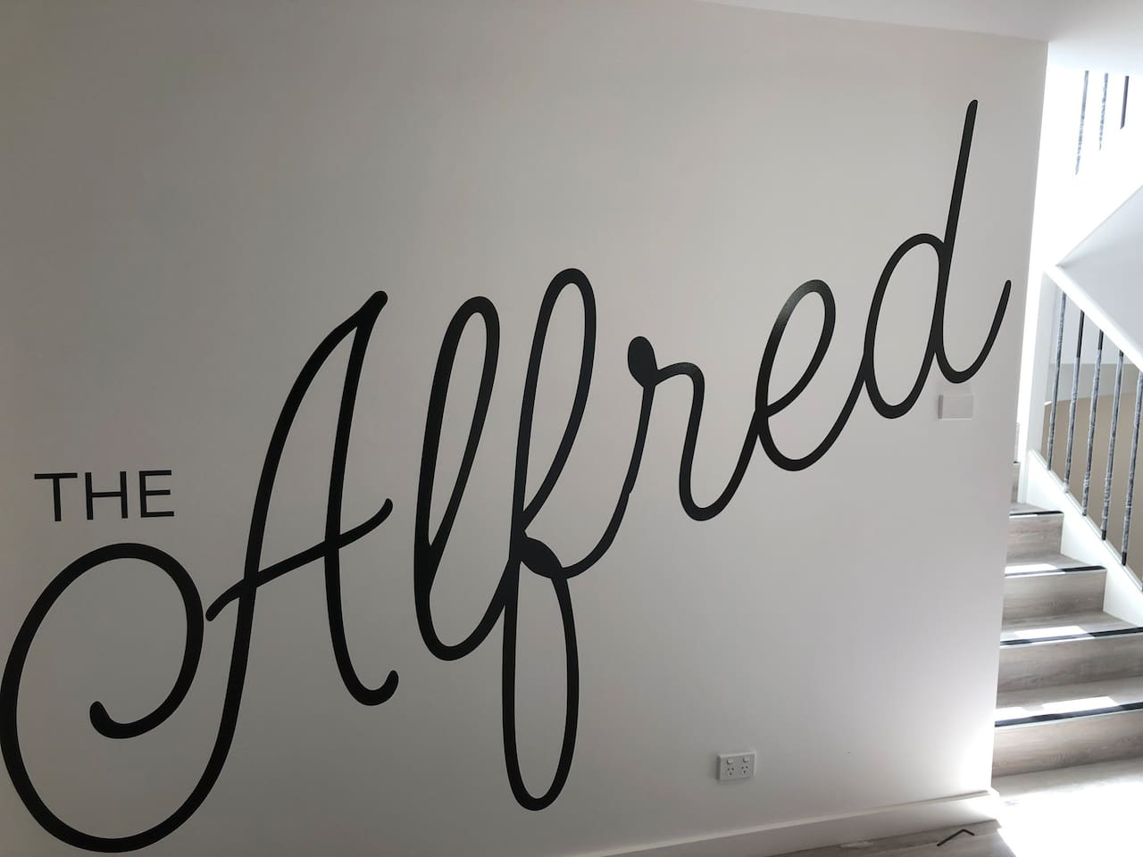 THE ALFRED APARTMENTS 1 OPENED MARCH 2019 STUDIO APARTMENT