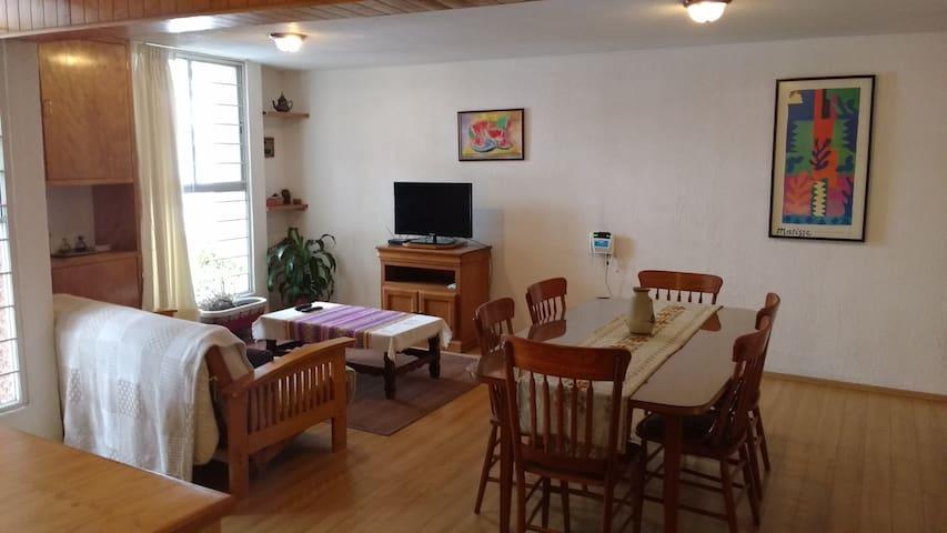 Nice apartment in Villa Coapa, sout - Ciudad de México