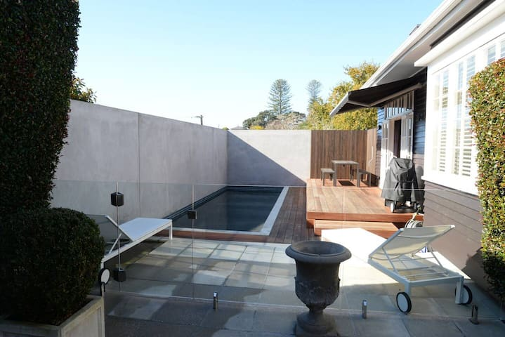 Beautiful House in Leafy Remuera