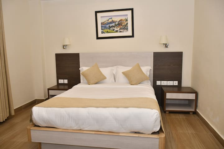 1 BHK Standard Double or Twin Apartment