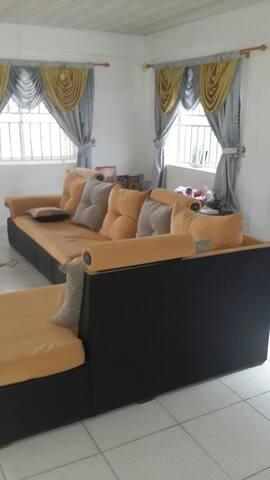 Gezellige vakantiehuis - Paramaribo - Dom