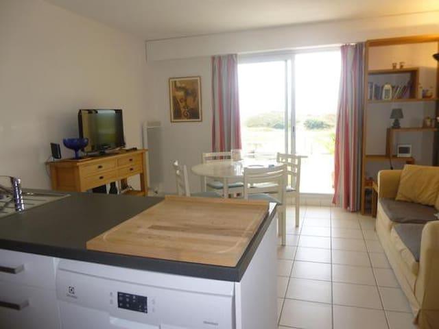 Appartement 2 pièces vue sur mer - Saint-Jean-de-Monts - Flat