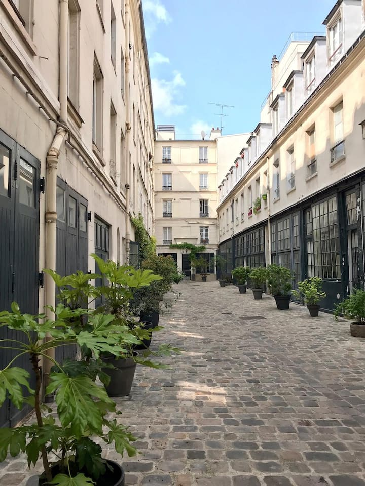 Cosy apartment near Eiffel Tower / Invalides