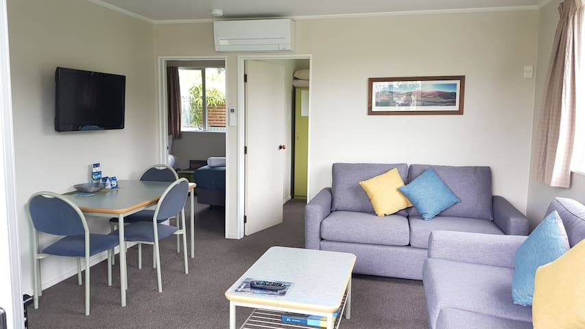 Timaru TOP 10 Holiday Park - Motel