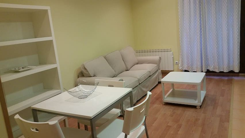 Apartamento Romántico 1º C (Berrueta 11)