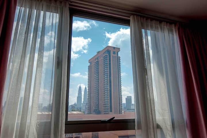 [Cosy Private Bedroom]22@Berjaya Times Square