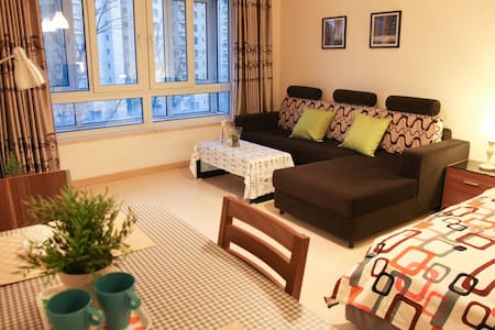 City Center East 2nd Ring Apartment for 3 - 北京市