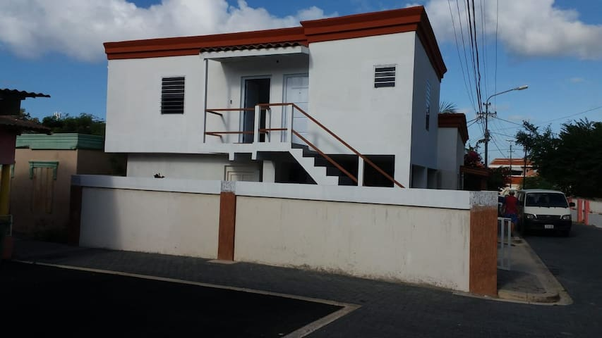 Apartment in historical Otrobanda