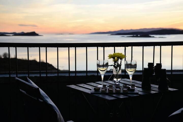 Award winning Loch Melfort Hotel
