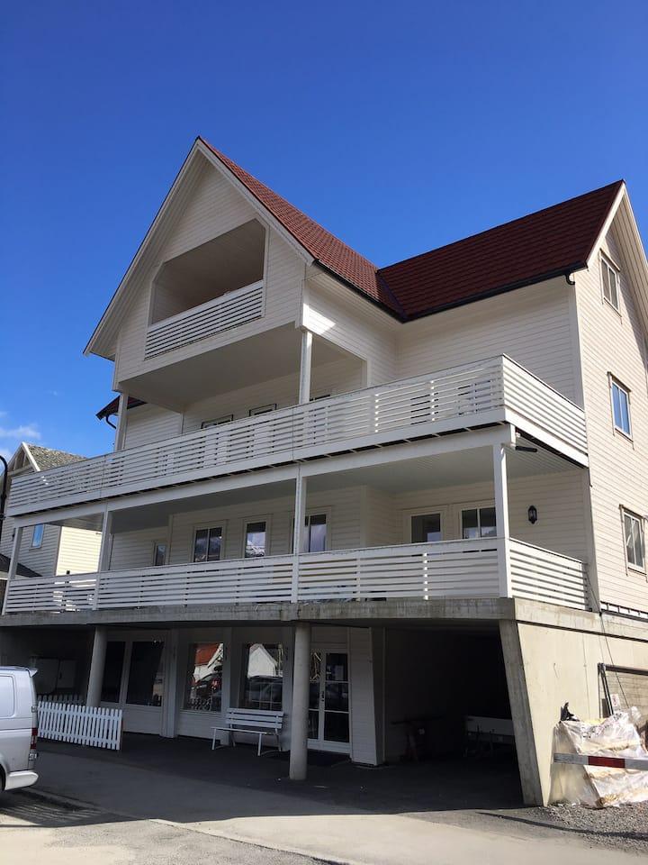 Balestrand Fjordapartments, Holmen 19B