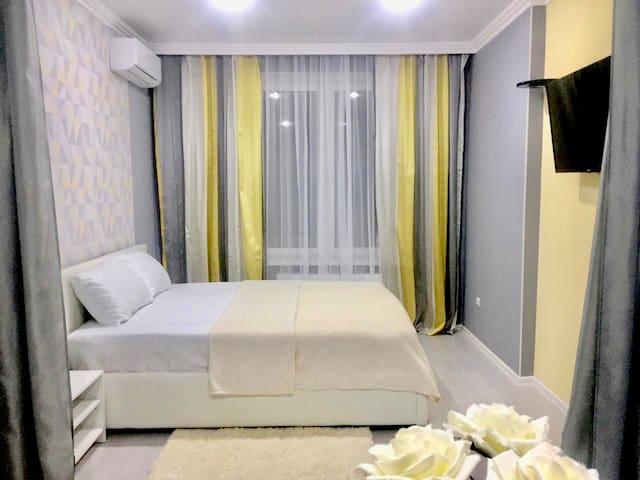 Стильные и уютные апартаменты