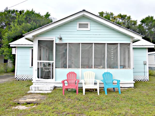 Heads or Tails Cottage-
