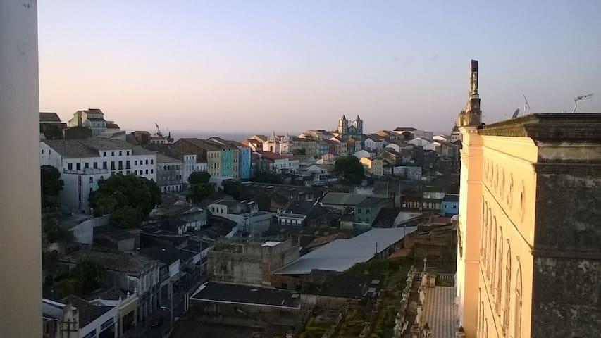 Centro Antigo de Salvador, Pelourinho - Salvador - Leilighet