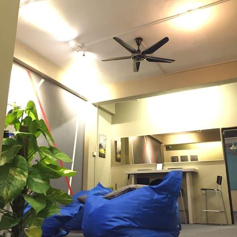 Quadruple Room with shared bathroom - Melaka - Altres