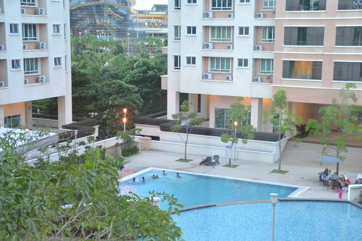 Puteri Palma Condo, IOI Resort, Putrajaya