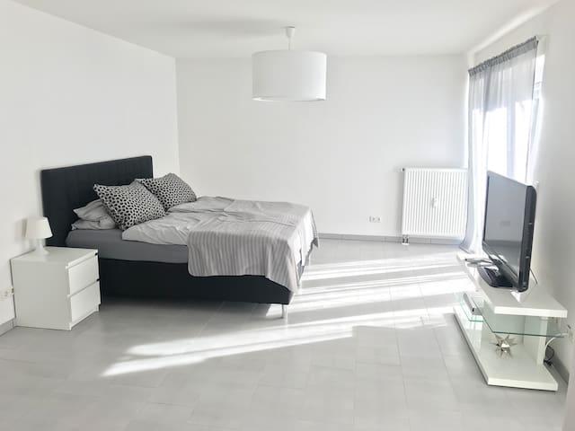 Modernes Appartement-Nähe Veltins Arena/Movie Park