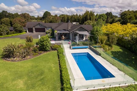 Access Heights Bed & Breakfast - Kerikeri - Haus