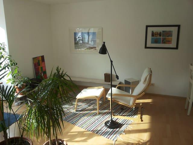 Voll aus gestattetes Apartment in der Neustadt