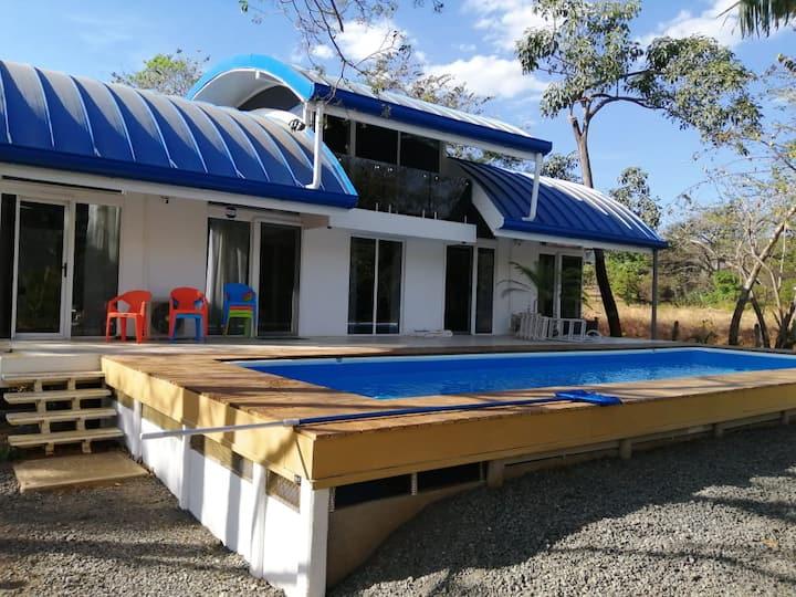 Las Olas - The perfect Beachhouse